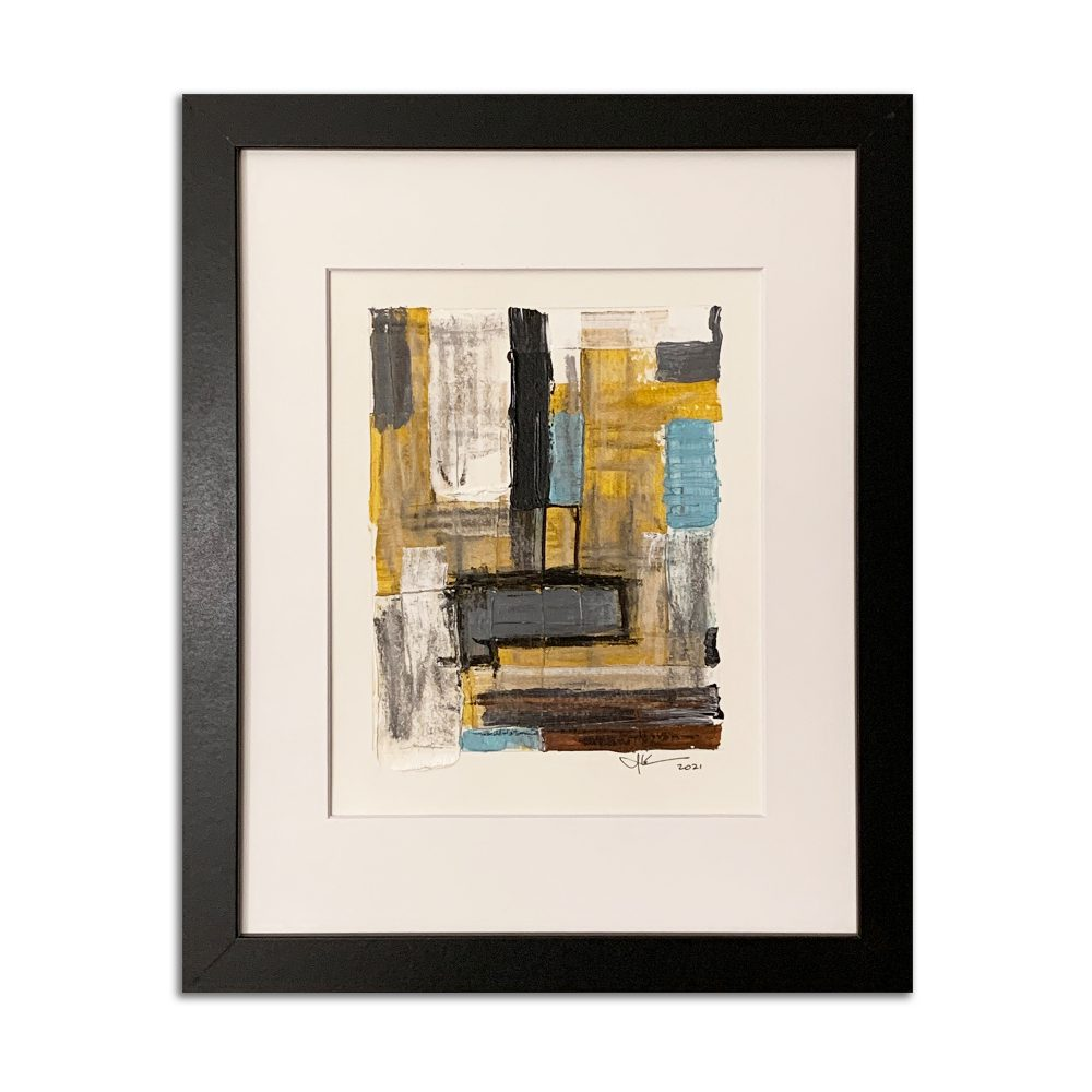 Untitled 1 by J. Kent Martin, Works on Paper
