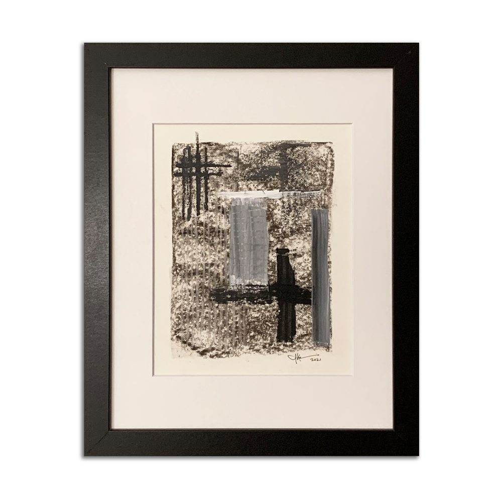 Untitled 11 by J. Kent Martin, Works on Paper