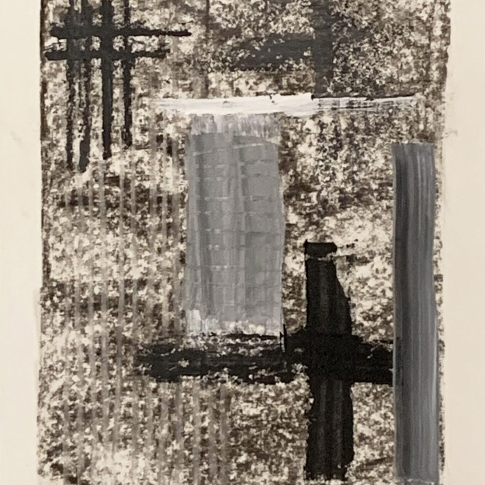 Untitled 11 by J. Kent Martin, Works on Paper, cropped