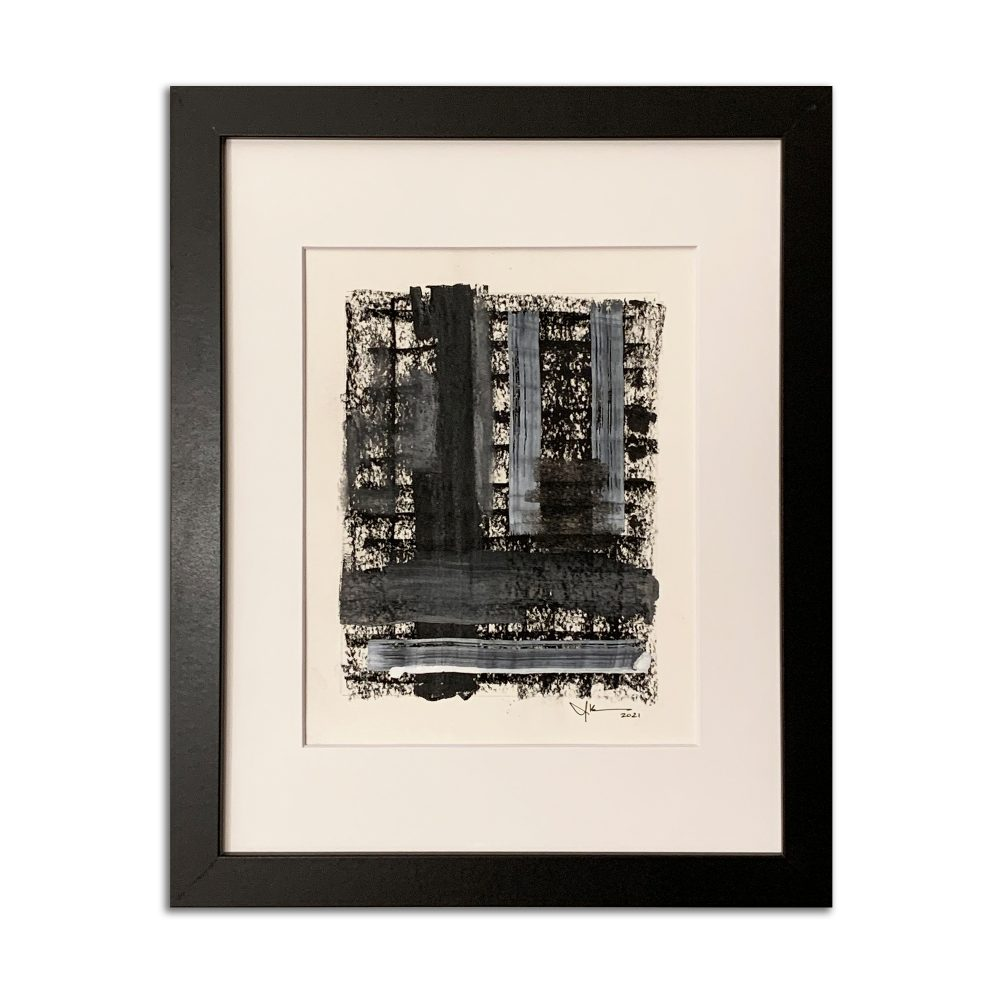 Untitled 13 by J. Kent Martin, Works on Paper