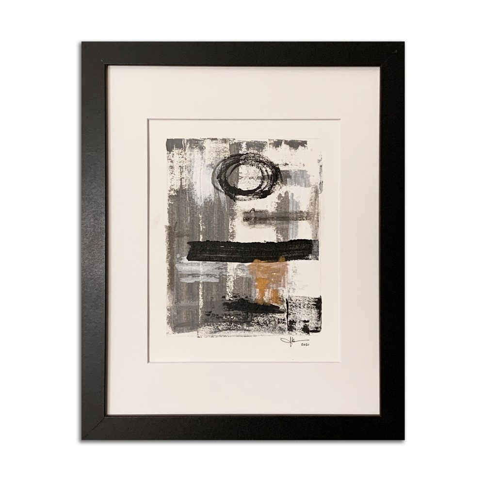 Untitled 15 by J. Kent Martin, Works on Paper
