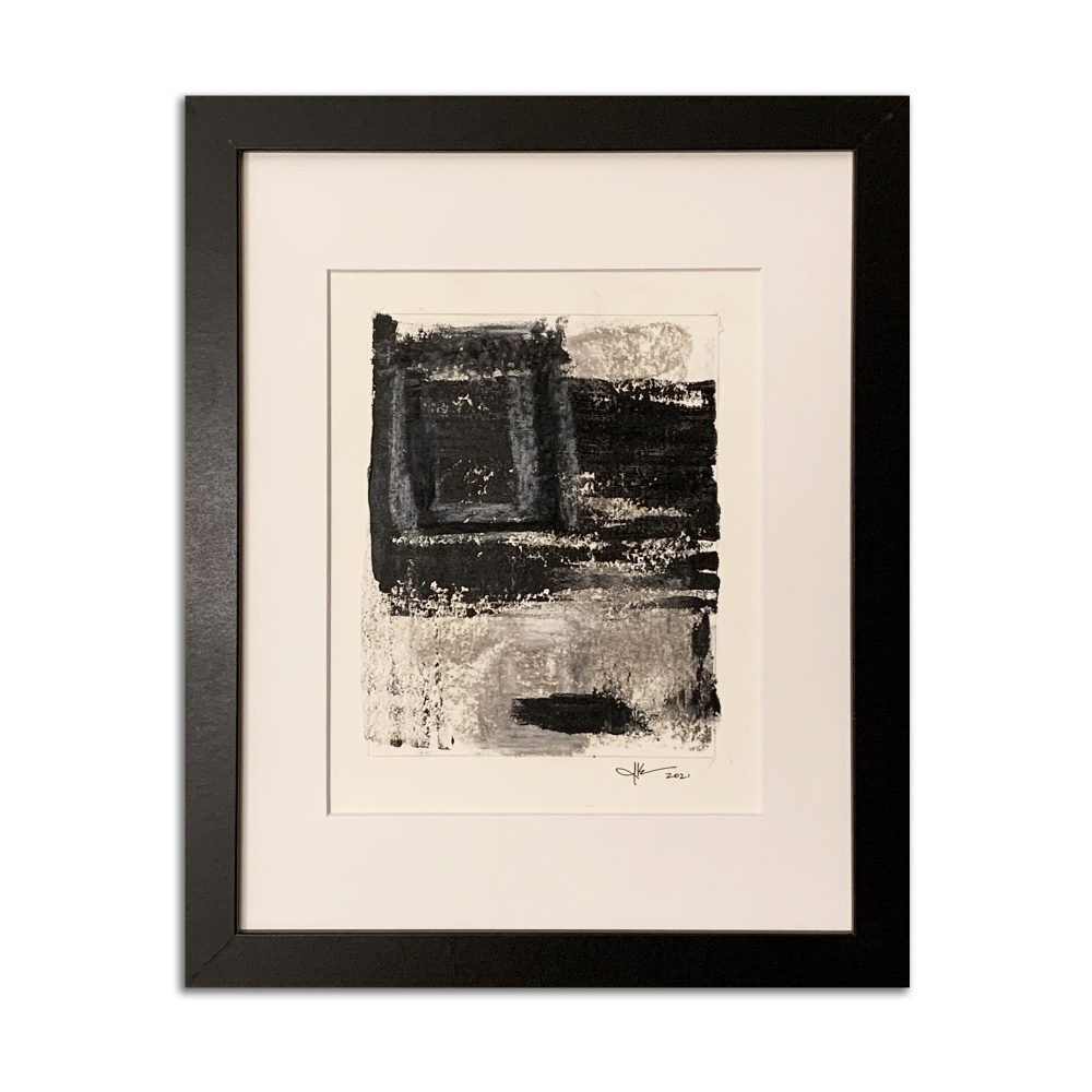 Untitled 19 by J. Kent Martin, Works on Paper