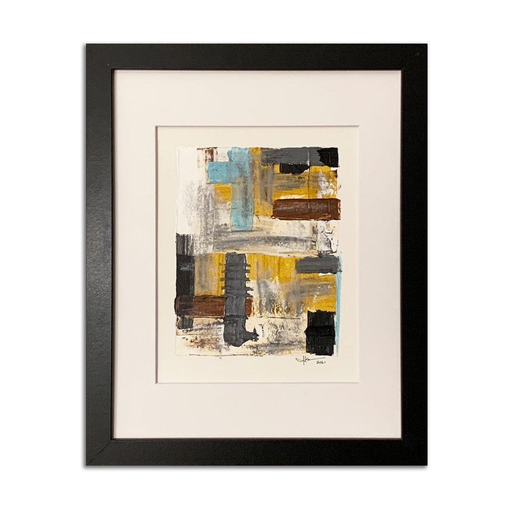 Untitled 2 by J. Kent Martin, Works on Paper