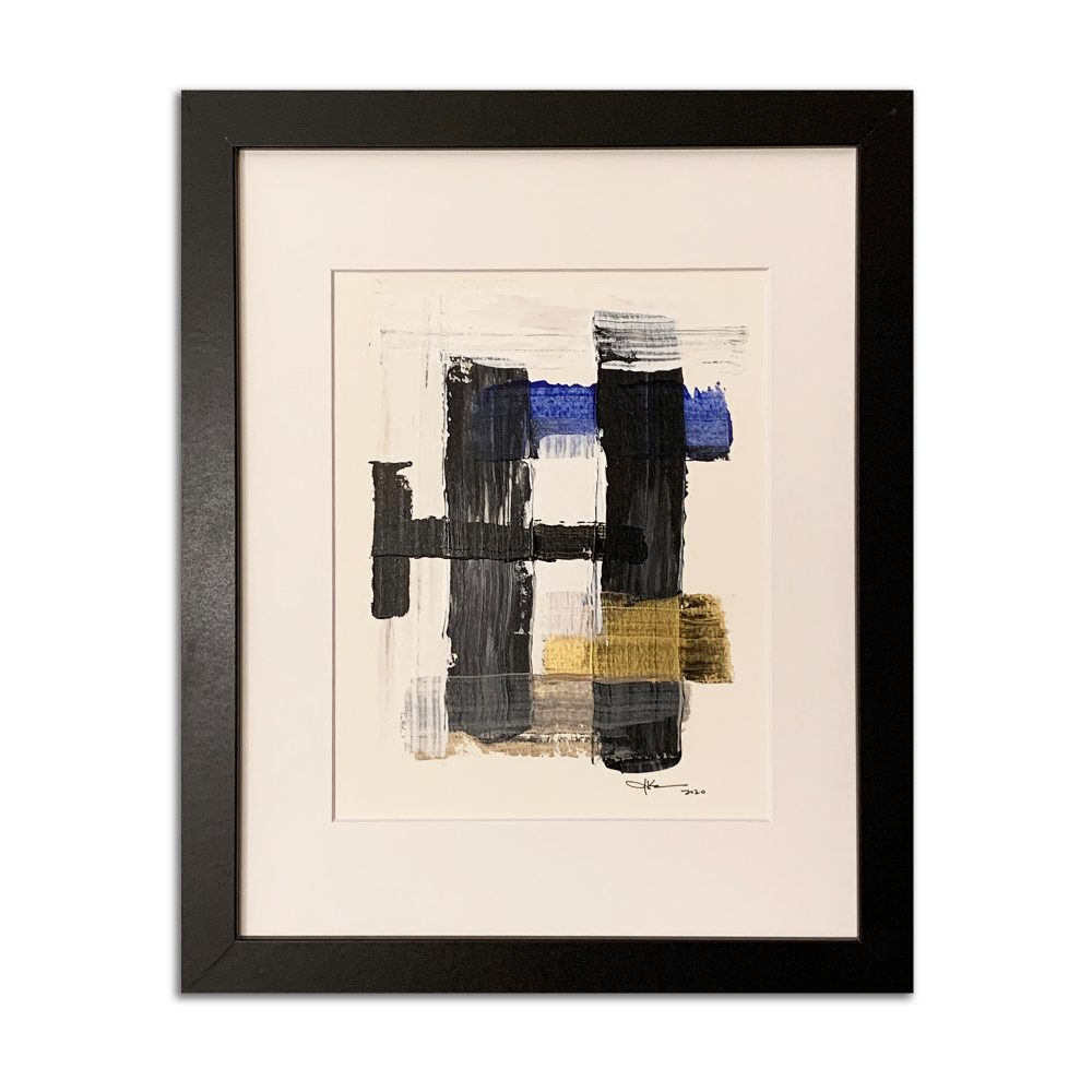 Untitled 25 by J. Kent Martin, Works on Paper
