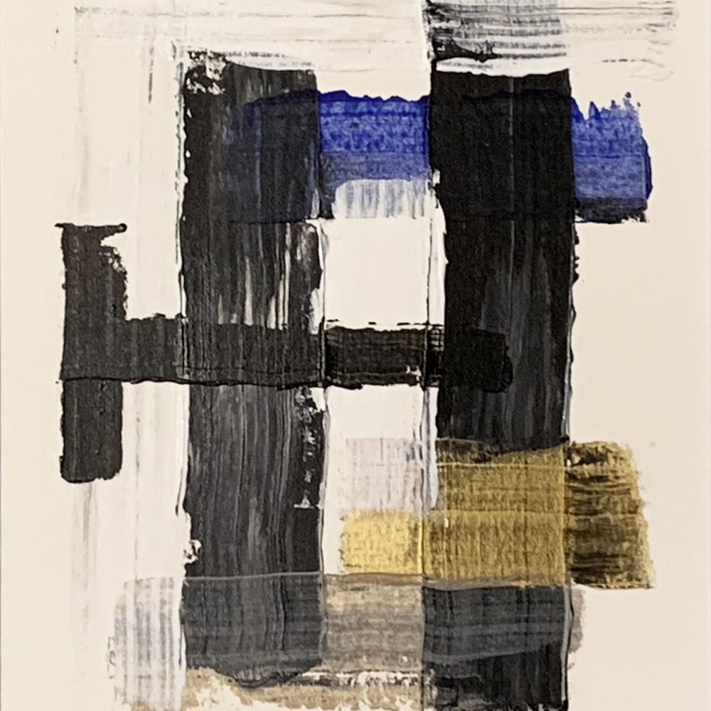 Untitled 25 by J. Kent Martin, Works on Paper, cropped
