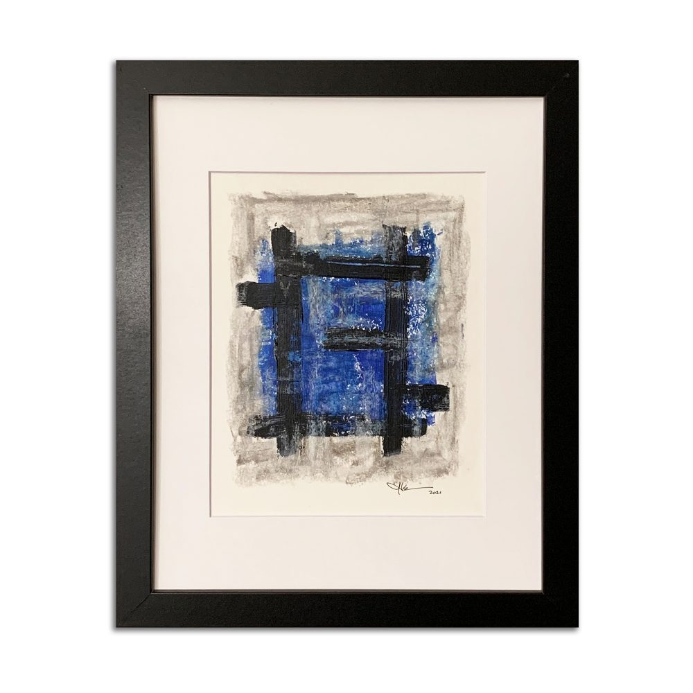 Untitled 27 by J. Kent Martin, Works on Paper