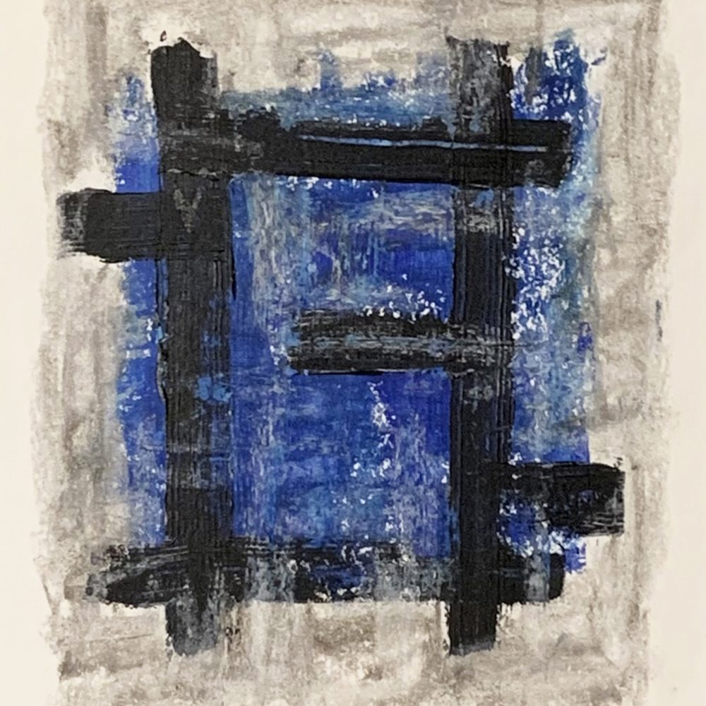 Untitled 27 by J. Kent Martin, Works on Paper, cropped