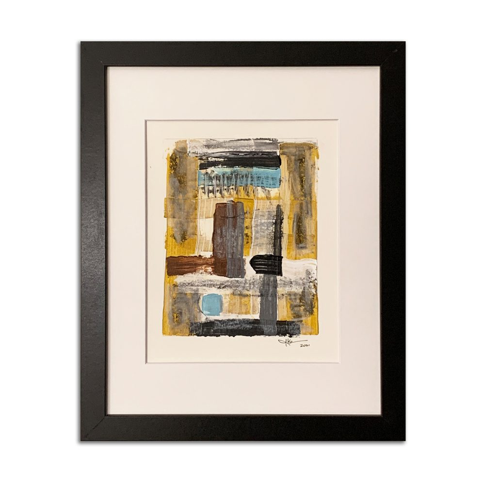 Untitled 3 by J. Kent Martin, Works on Paper