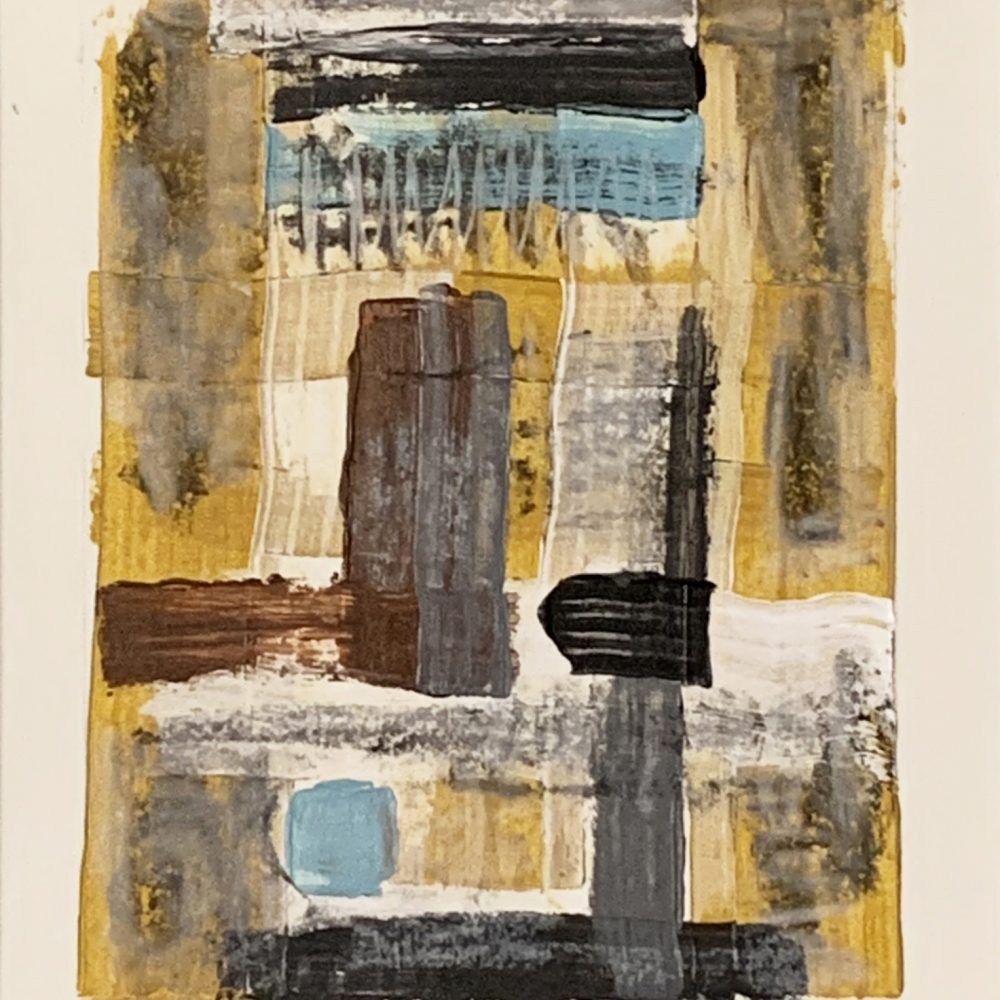 Untitled 3 by J. Kent Martin, Works on Paper, cropped