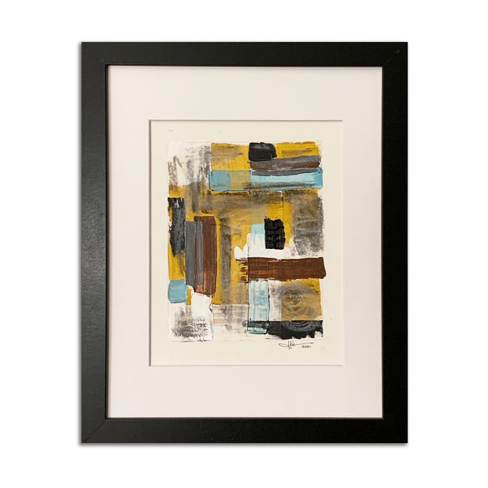 Untitled 4 by J. Kent Martin, Works on Paper